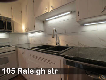 Student housing at 105 Raleigh